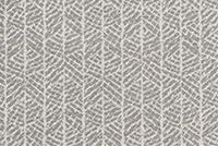 Scott Living Fabrics GRACE QUARTZ GREY Stripe Linen Blend Fabric