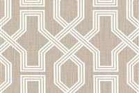 Scott Living Fabrics NASCO DUNE Lattice Linen Blend Fabric