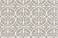 Scott Living Fabrics BOSCO PEWTER Lattice Linen Blend Fabric