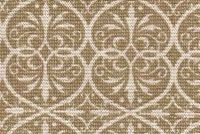 Scott Living Fabrics BOSCO SANDALWOOD Lattice Print Upholstery And Drapery Fabric