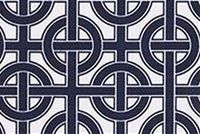 Scott Living Fabrics CATALONIA DENIM Lattice Linen Blend Fabric
