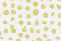 Scott Living Fabrics PEBBLES SUNGLOW Dot and Polka Dot Linen Blend Fabric