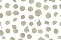 Scott Living Fabrics PEBBLES HAZE Dot and Polka Dot Linen Blend Fabric