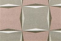Scott Living Fabrics KALEI ROSE QUARTZ Contemporary Linen Blend Upholstery And Drapery Fabric