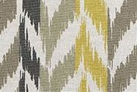 Scott Living Fabrics DISTANCE TRUMPET Ikat Linen Blend Fabric