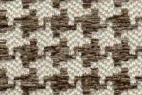 6743612 KIKI FAWN Houndstooth Upholstery Fabric