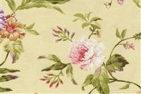 6745514 CHARLOTTE SUMMER Floral Print Upholstery And Drapery Fabric