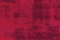 6745628 OBLIQUE COL.30 CHERRY Contemporary Velvet Upholstery And Drapery Fabric