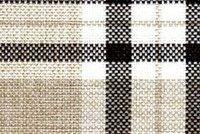 6745811 FLAX A-CHECK COL.1 WOODLAND Plaid Upholstery Fabric