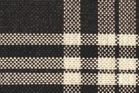 6745814 FLAX A-CHECK COL.5 NIGHTFALL Plaid Upholstery Fabric