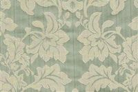 6746413 RENAISSANCE B GREEN Floral Jacquard Upholstery And Drapery Fabric