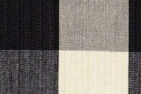 Roth & Tompkins NETHERLAND CHECK BLACK Check / Plaid Fabric