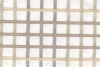 6747311 SEABURY SAND DOLLAR Check Jacquard Upholstery And Drapery Fabric