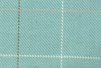 6747913 BOXER SEA GLASS Check Upholstery And Drapery Fabric