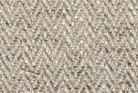 6751115 AMALFI SILVER Solid Color Linen Blend Upholstery Fabric