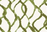 6752212 MASTERPIECE C GREEN Lattice Linen Blend Upholstery And Drapery Fabric