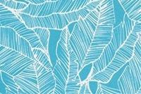 Premier Prints OUTDOOR PACIFIC AQUA Floral Indoor Outdoor Upholstery Fabric