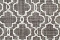 Richloom Fortress Acrylic EXETER PEWTER Lattice Indoor Outdoor Upholstery And Drapery Fabric