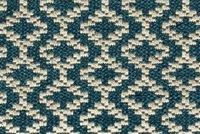 6758714 PENN PETROL Diamond Linen Blend Upholstery Fabric