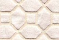 6760712 GRAMERCY NATURAL Lattice Jacquard Upholstery And Drapery Fabric
