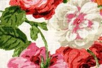P Kaufmann MANOR HOUSE SWA 003 BLOSSOM Floral Linen Blend Fabric