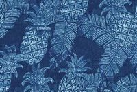 Tommy Bahama Home TBO CARATE BATIK AZUL 802220 Tropical Indoor Outdoor Upholstery Fabric
