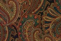 Waverly KNIGHTSBRIDGE GEM 681450 Paisley Linen Fabric