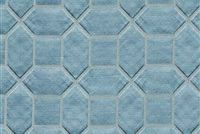 Richloom HYDE ATMOSPHERE Lattice Linen Blend Upholstery And Drapery Fabric