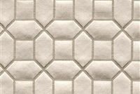 Richloom HYDE ALABASTER Lattice Linen Blend Upholstery And Drapery Fabric