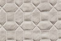 Richloom HYDE SILVER Lattice Linen Blend Upholstery And Drapery Fabric