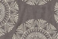 Richloom SASKIA PEWTER Embroidered Drapery Fabric