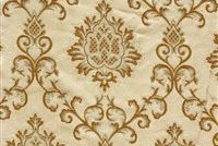 6774012 NYC A COL.10 COIN Floral Damask Upholstery And Drapery Fabric