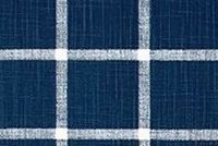 Premier Prints BRADY ITALIAN DENIM Check Print Upholstery And Drapery Fabric