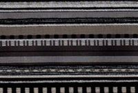 Performatex O'SUNRAGS BLACK & WHITE Stripe Indoor Outdoor Upholstery Fabric