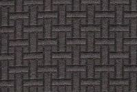 Performatex O'RATTAN DARK GREY Lattice Indoor Outdoor Upholstery Fabric