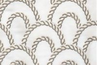 Performatex O'ROPE CREWEL LINEN Contemporary Indoor Outdoor Upholstery Fabric