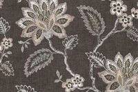 Waverly PERENNIAL EMB PORCINI 654390 Floral Embroidered Fabric
