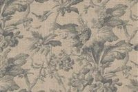 Waverly SOUTHERN BELLE CREEK 681642 Floral Linen Blend Upholstery And Drapery Fabric