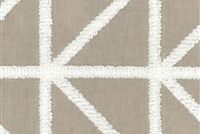 Waverly PORT OF CALL EMB SAIL 654461 Lattice Embroidered Drapery Fabric