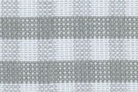 P/K Lifestyles OD ROW HOUSE CK CLOUD 407901 Check Indoor Outdoor Upholstery Fabric