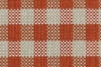 P/K Lifestyles OD ROW HOUSE CK CINNABAR 407904 Check Indoor Outdoor Upholstery Fabric