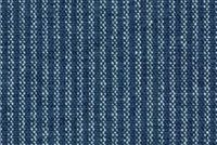 P/K Lifestyles SLIM FIT INDIGO 406824 Stripe Chenille Upholstery And Drapery Fabric