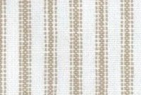 Waverly PISA STRIPE TWINE 681714 Stripe Linen Blend Upholstery And Drapery Fabric