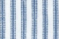 Waverly PISA STRIPE DENIM 681710 Stripe Linen Blend Upholstery And Drapery Fabric