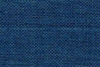 6793416 BRENT 1303/010 CHINA BLUE Solid Color Textured Silk Drapery Fabric