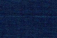 6793417 BRENT 1303/011 NAVY Solid Color Textured Silk Drapery Fabric