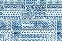 Covington SD-NERISSA 548 ISLE WATERS Geometric Indoor Outdoor Upholstery Fabric