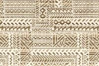 Covington SD-NERISSA 118 SANDSTONE Geometric Indoor Outdoor Upholstery Fabric