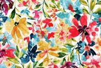 Covington DESIREE 113 POPSICLE Floral Print Fabric