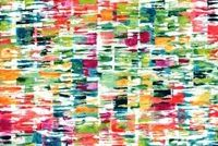 Covington DRYDEN 113 POPSICLE Contemporary Print Fabric